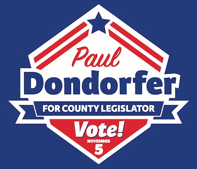Airport Firefighters Support Paul Dondorfer for Monroe County Legislature