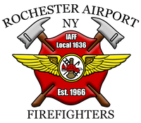 Rochester Airport Firefighters L1636